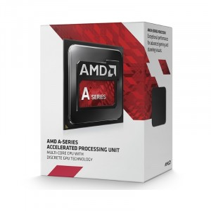 AMD A10-7800 APU 4-Core