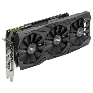 ASUS GTX1080Ti 11GB ROG-STRIX-GTX1080TI-11G-GAMING