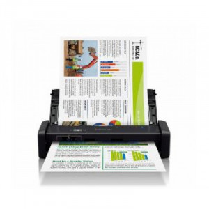 EPSON WorkForce DS-360W A4 Wireless Mobile Scaner
