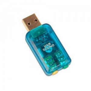 GIGATECH GSC-U02 USB sound card