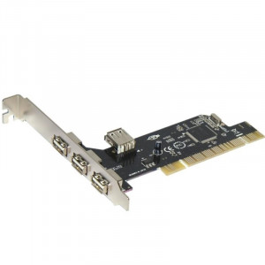 GREEN CONNECTION PCI USB2.0 4+1port XWT-UF16