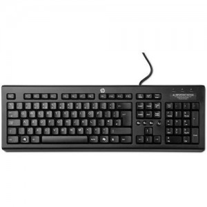 HP WZ972AA Keyboard