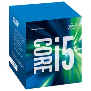 INTEL Core i5-7600 3.5GHz