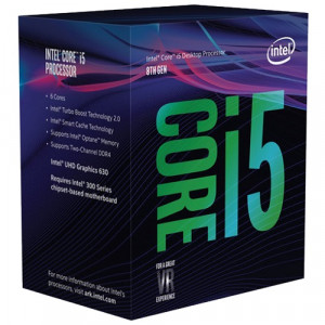 INTEL Core i5-8400 2.8GHz