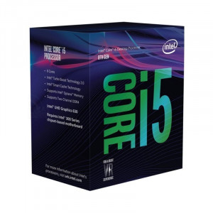 INTEL Core i5-8600 3.1GHz