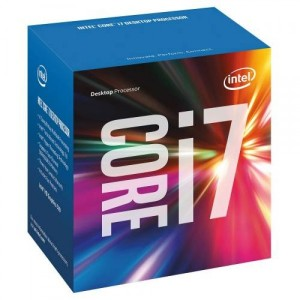 INTEL Core i7-7700 3.6GHz
