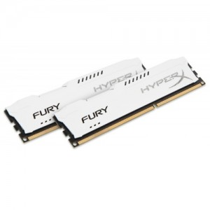 KINGSTON 2x8GB HX316C10FWK2/16 Fury White