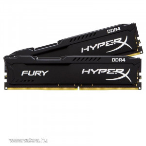 KINGSTON 2x8GB HX424C15FB2K2/16 Fury Black