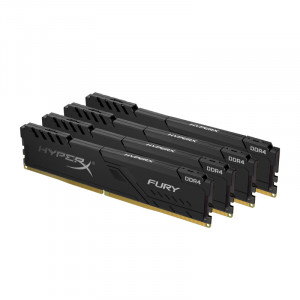 KINGSTON 4x16GB HX432C16FB3K4/64 Fury Black