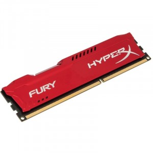 KINGSTON 8GB HX318C10FR/8 Fury Red