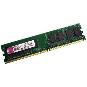 KINGSTON DDR2 1GB KVR800D2N6/1G