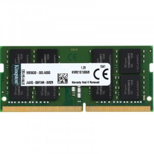 KINGSTON SO-DIMM DDR4 8GB KVR21S15D8/8
