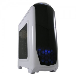 LC POWER Gaming 976W Snow Trooper USB3.0