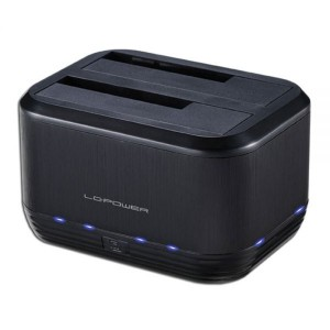 LC POWER LC-DOCK-U3-III USB 3.0