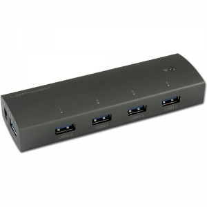 LC POWER LC-HUB-EX4A-ALU USB 3.0 Hub