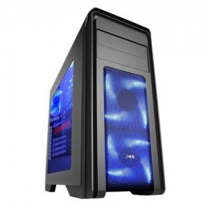 MS INDUSTRIAL Falcon Blue Pro Gaming