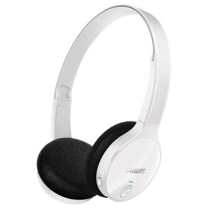 PHILIPS SHB4000WT/10 Bluetooth white
