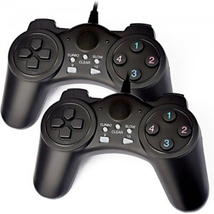 ROTECH 51502 PC GamePad Duo
