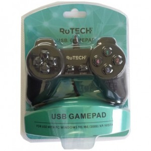 ROTECH 51508 PC GamePad