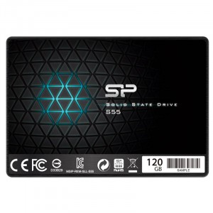 SILICON POWER 120GB S55 SP120GBSS3S55S25