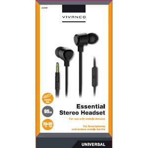 VIVANCO Essential Headset