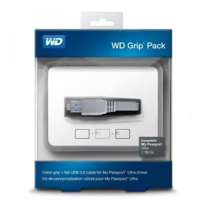 WD Grip Picasso Smoke 2TB Gray