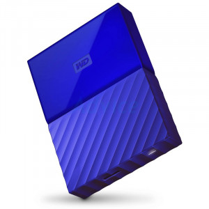 WD My Passport 2TB WDBS4B0020BBL Blue