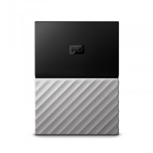 WD My Passport Ultra 2TB WDBTLG0020BGY Grey