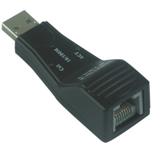 Wiretek USB2.0 to Fast Ethernet